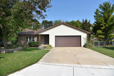 South Milwaukee Single Family Home For Sale: 1324 Southtowne Ct