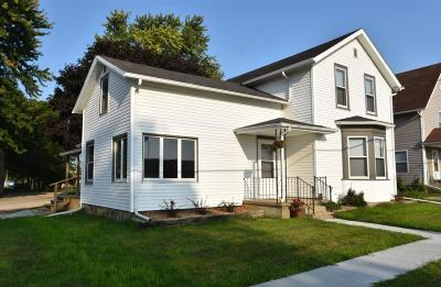 Jefferson County Single Family Home Active Contingent With Offer: N8313 North St
