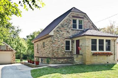 Brookfield Single Family Home Active Contingent With Offer: 18225 Hoffman Ave