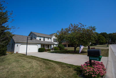 Single Family Home Sale Pending: S79w17430 Scenic Dr