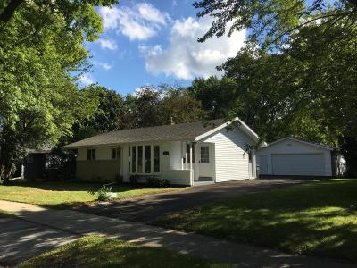 Waukesha Single Family Home Active Contingent With Offer: 1465 S Grand Ave