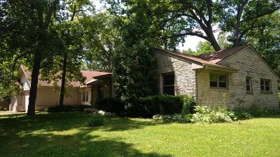 Milwaukee County Single Family Home For Sale: 10161 S McGraw Dr