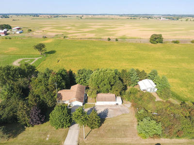 Single Family Home For Sale: N7915 County Road H