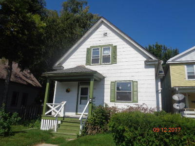 South Milwaukee Two Family Home For Sale: 820 Marquette Ave