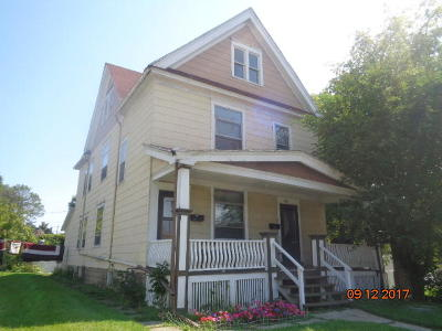 South Milwaukee Two Family Home For Sale: 2609 5th Ave