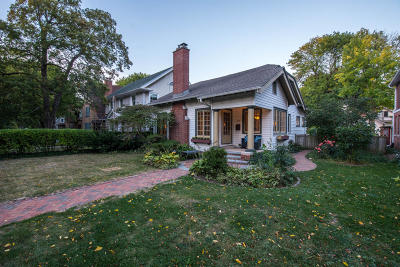 Milwaukee County Single Family Home For Sale: 4124 N Prospect Ave