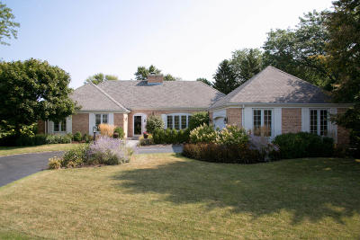 Racine County Single Family Home Active Contingent With Offer: 1 Redwood Ct