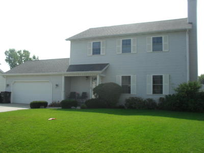 Racine County Single Family Home For Sale: 2827 Frontier Dr