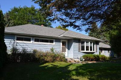 Hales Corners Single Family Home Active Contingent With Offer: 11412 W Grange Ave