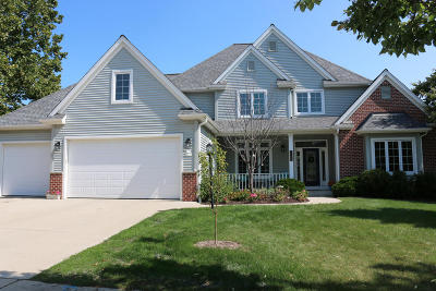 Ozaukee County Single Family Home Active Contingent With Offer: W72n672 Locust Ave