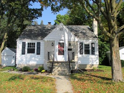 Waukesha Single Family Home For Sale: 208 Garfield