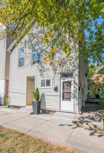 Milwaukee WI Two Family Home For Sale: $190,000