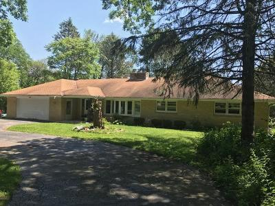Hales Corners Single Family Home Active Contingent With Offer: 5880 S 92nd St