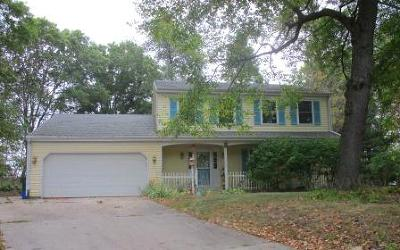 Jefferson County Single Family Home For Sale: W2690 Rock River Paradise