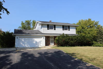 Mequon Single Family Home Active Contingent With Offer: 12312 W Donges Bay Rd