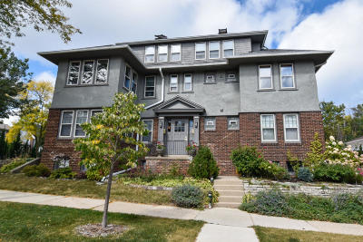 Milwaukee County Two Family Home For Sale: 2300 E Beverly Rd #2302