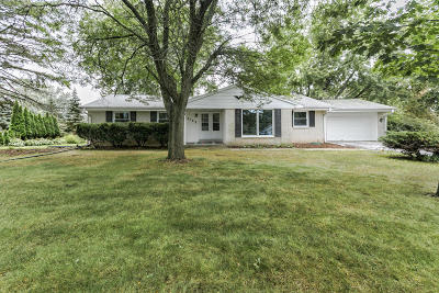 Brookfield Single Family Home For Sale: 14365 W Mildale Dr