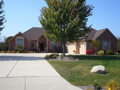 Franklin Single Family Home Active Contingent With Offer: 7569 S Joshua Ct