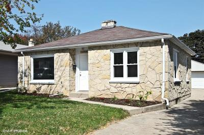 Butler Single Family Home Active Contingent With Offer: 12732 W Eggert Pl