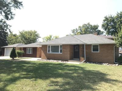 Wauwatosa Single Family Home Active Contingent With Offer: 4767 N 106th St