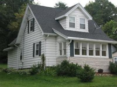 Mayville Single Family Home Active Contingent With Offer: 10 N German St