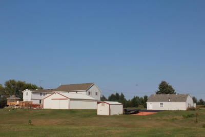 Whitewater Single Family Home For Sale: N7521 County Road P