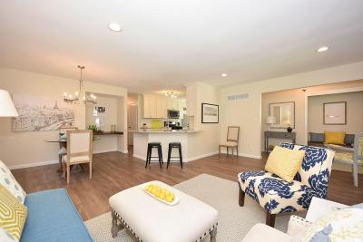 Cedarburg Condo/Townhouse Active Contingent With Offer: N67w7031 Cleveland St
