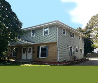 Waukesha County Two Family Home For Sale: 2018 S Grand Ave #2020