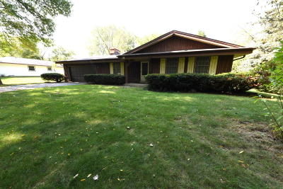 Washington County Single Family Home Active Contingent With Offer: W153n9939 Neptune Dr