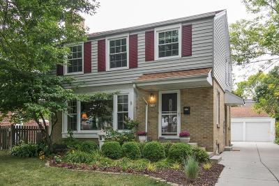 Milwaukee County Single Family Home For Sale: 6148 N Santa Monica Blvd