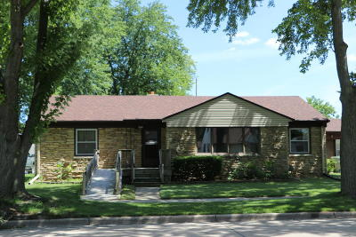 Milwaukee County Single Family Home For Sale: 5850 N 79th St