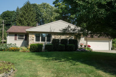 Brookfield Single Family Home For Sale: 14160 Ridgewood Rd
