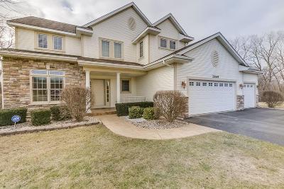 Kenosha County Single Family Home For Sale: 25165 W Runyard Way