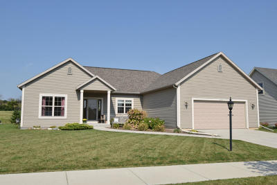 Ozaukee County Single Family Home For Sale: 813 Greystone Dr