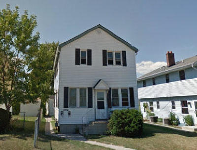 South Milwaukee Two Family Home For Sale: 2804 5th Ave #2804A