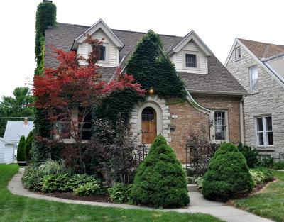 Wauwatosa Single Family Home For Sale: 2727 N 73rd St