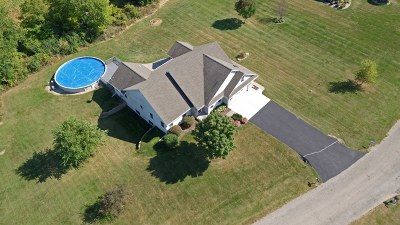 Jefferson County Single Family Home For Sale: N862 Fairway Dr