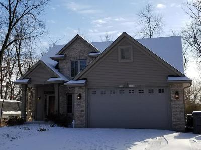 Muskego Single Family Home For Sale: S105w20455 North Shore Ln