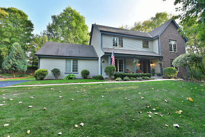 Waukesha County Single Family Home For Sale: 19545 Black Forest Dr