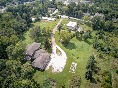 Waukesha Single Family Home For Sale: 1500 S Springdale Rd