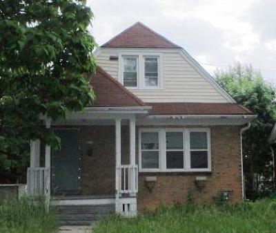 Milwaukee Single Family Home For Sale: 4538 N 21st St
