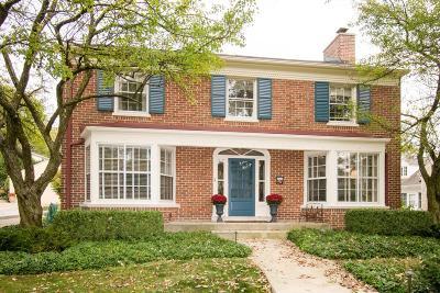 Milwaukee County Single Family Home For Sale: 6150 N Berkeley Blvd