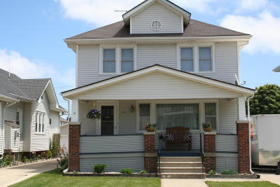Single Family Home For Sale: 937 Blaine Ave