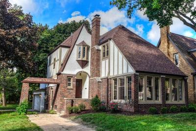 Milwaukee County Single Family Home For Sale: 1127 Kavanaugh Pl