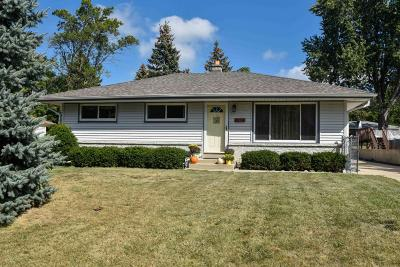 Greenfield Single Family Home For Sale: 4174 S 66th St