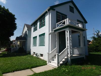 Milwaukee Single Family Home For Sale: 4485 N 26th St