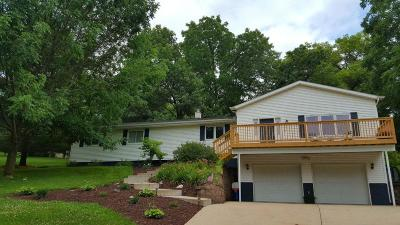 Single Family Home For Sale: 5815 Country Club Rd