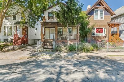 Milwaukee County Two Family Home For Sale: 724 W Pierce St #726