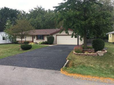Waukesha County Single Family Home For Sale: 3715 S Spruce Rd
