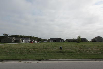 Oostburg Residential Lots & Land For Sale: Lt 19 S 14th St